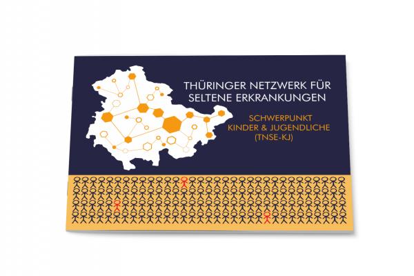 Broschüre Thüringer Ärztenetz für Seltene Erkrankungen